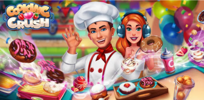 Cooking Crush Game Review