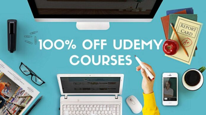 Udemy 100% OFF Coupons