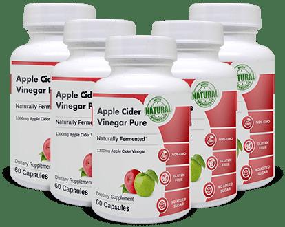 apple cider vinegar pure