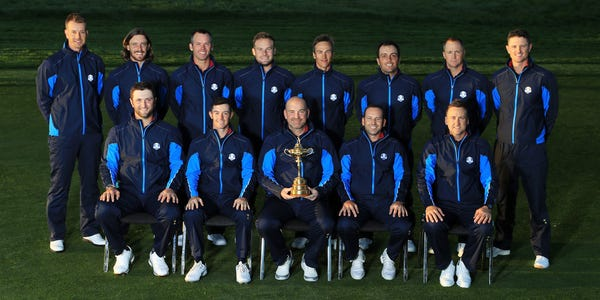 What Will The Two Ryder Cup Teams Look Like In 2020?