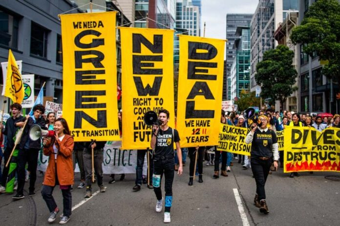 Devastating Climate Change Consequences and Youth Activism Role