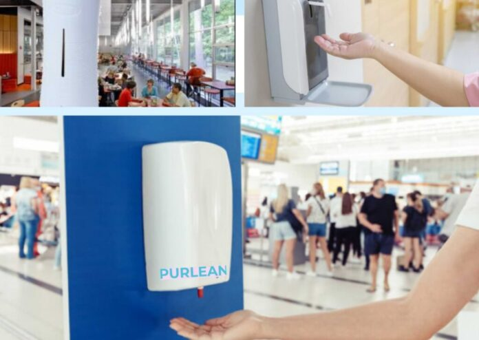 Where to Install an Automatic Hand Sanitizer Dispenser