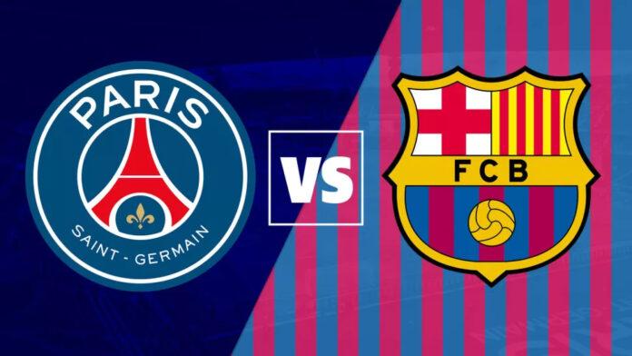 Paris Saint-Germain vs Barcelona Live Stream Reddit Free Online