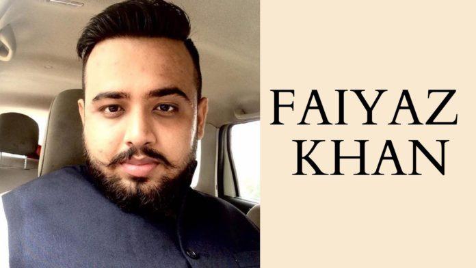 Meet Faiyaz Ahmed Khan, Successful Entrepreneur