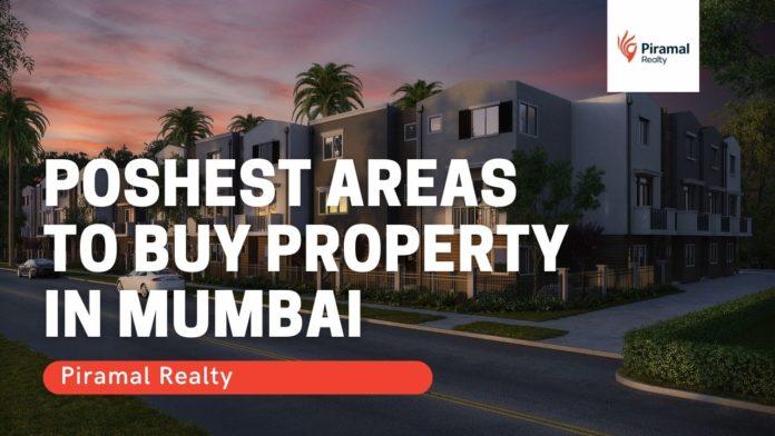 Areas to Buy Property in Mumbai
