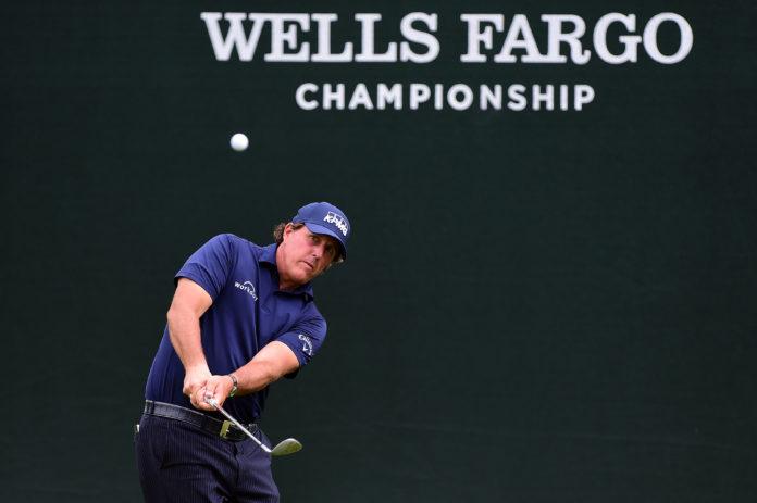 Wells Fargo Championship 2021