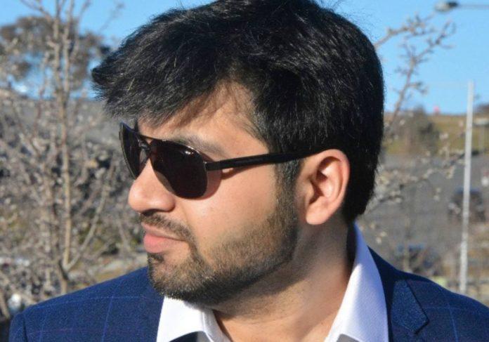 Haider Ali Khan