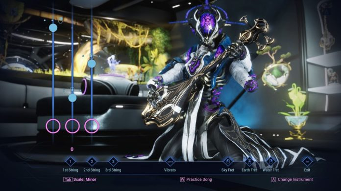 5 easy yet popular songs beginners can try with Warframe Shawzin