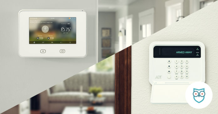 ADT monitoring systems